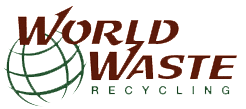 World Waste Recycling - Website Design by sliStudios