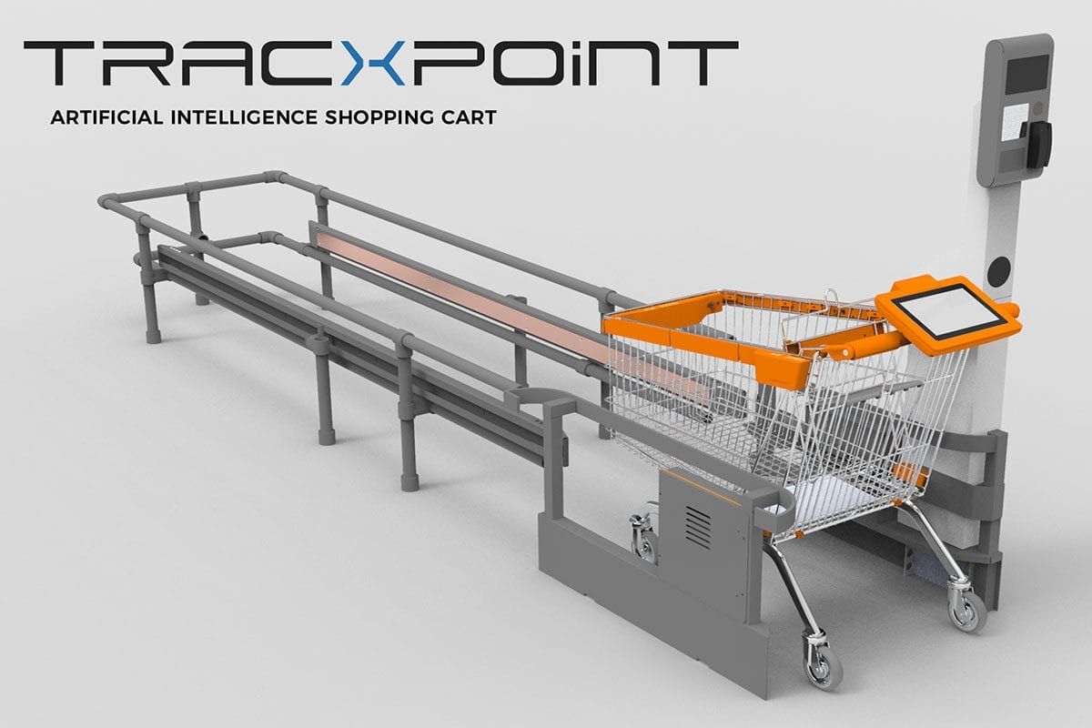 Tracxpoint AI 'Smart-Cart' partners with sliStudios Digital Marketing Agency in Miami